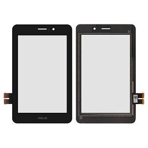 Сенсорний екран для планшета Asus FonePad ME371 MG, чорний, фото 2