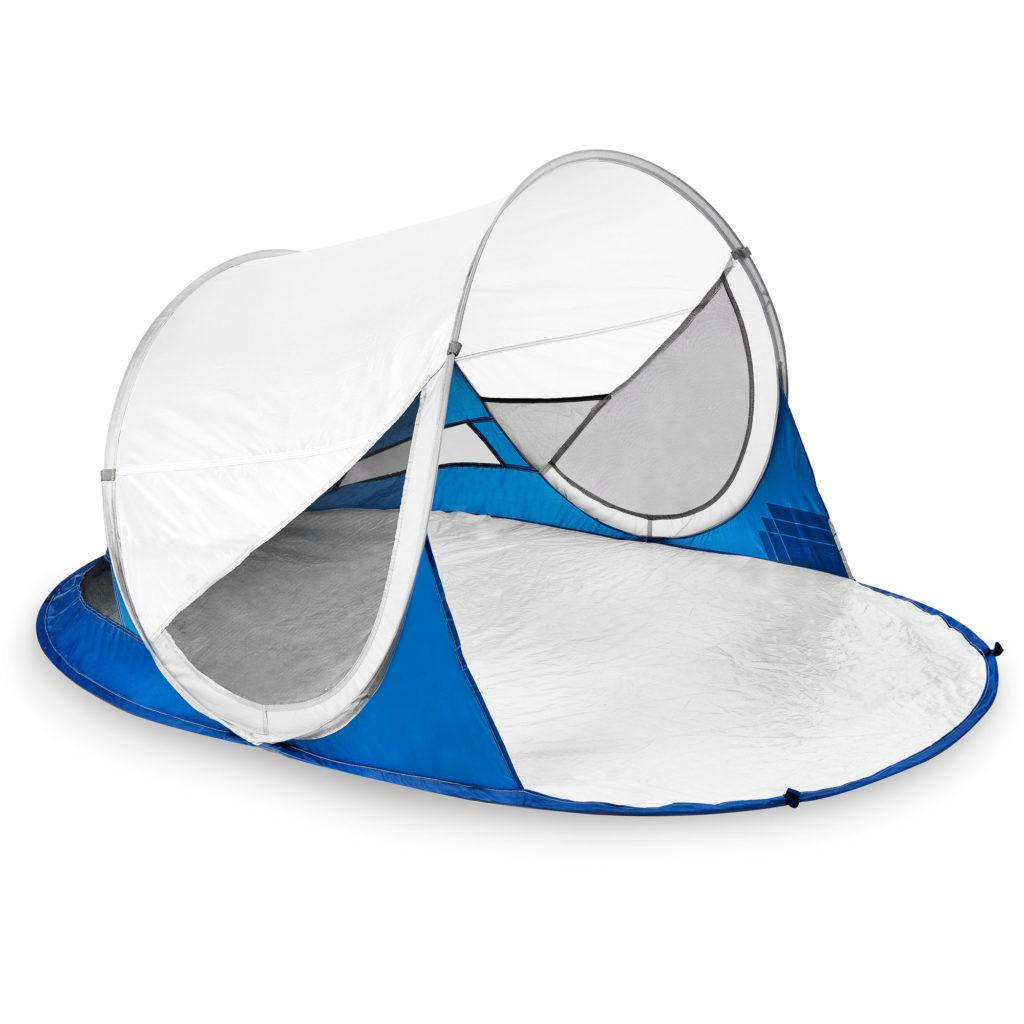 Палатка пляжная Spokey Stratus 926784 (original) 190x120x90 см, тент, навес