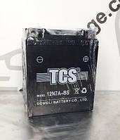 АККУМУЛЯТОР TKS 12N7A-BS 7АH КИСЛОТНЫЙ (Размеры - L113*W70*H132мм)