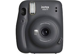 Камера моментальной печати Fujifilm INSTAX Mini 11 Charcoal Grey