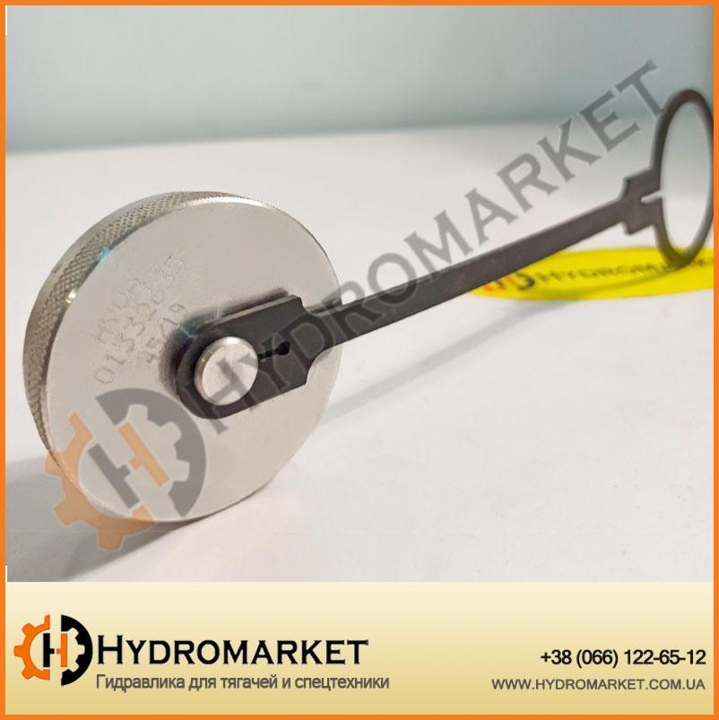 Пылезащитная крышка БРС гидроцилиндра (Быстроразъемного соединения) HYVA 01332635