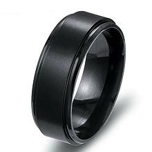 Черные кольца
