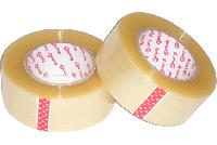 Скотч упаковочный канцелярский  40мкм*48мм*1000м/ Скотч прозрачный