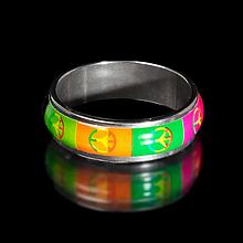 Разноцветные кольца
