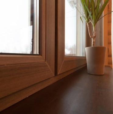 Внутренняя ламинацияпластиковых окон