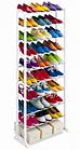 Стійка для взуття, органайзер на 30 пар, полку під взуття,стелаж Amazing Shoe Rack, фото 2