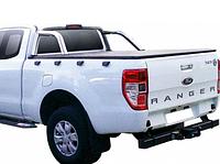 Тент на кузов Ford Ranger с дугами, виниловый EGR