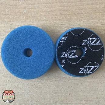 Полировальный круг ультражесткий ZviZZer Trapez, 80 мм/90 мм Синий