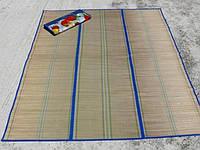 Пляжный коврик солома 160 х 150 см