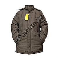 "Зимняя куртка мужская большие размеры тм. ""Boulevard""  EJM-155  Gray"