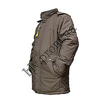 """Зимняя куртка мужская теплая куртка тм. """"Boulevard""""  EJM-55  Gray"""
