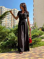 Женское платье  с котона Poliit 8697, фото 1