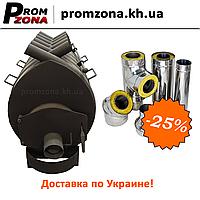 "Печь-булерьян ""termoS"" ПК-07 (100 м3)"