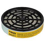 Фильтр пылевой для респиратора SIGMA (9422511), фото 3