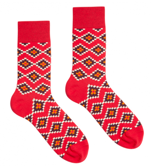 Носки женские Sammy Icon Cuzco 36-40, красные