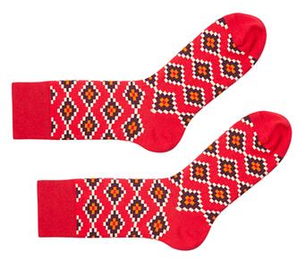 Носки женские Sammy Icon Cuzco 36-40, красные, фото 2