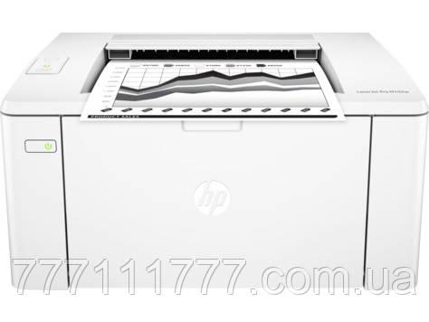 Принтер HP LaserJet Pro M102w with Wi-Fi (G3Q35A) лазерный, офисный, черно - белый хьюлетт паккард