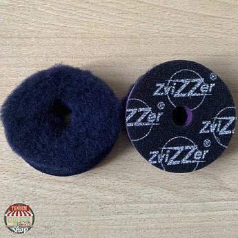 Полірувальний круг вовняної ZviZZer Doodle, 80 мм x 25 мм x 80 мм Чорний