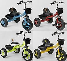 Хит сезона! Детские велосипед 3-х колёсный Best Trike LM разные цвета! Рекомендуемый рост 75-100 см.