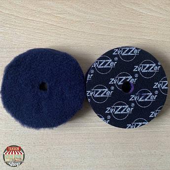 Полірувальний круг вовняної ZviZZer Doodle, 135 мм x 25 мм x 135 мм Чорний
