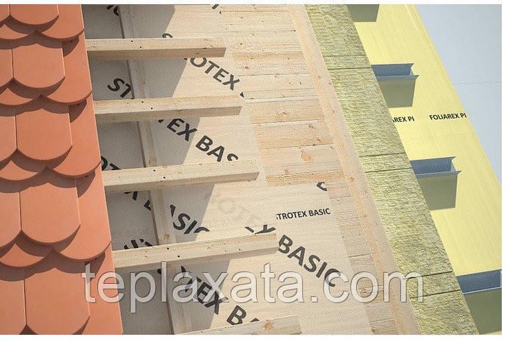 STROTEX BASIC Дифузионная мембрана (115 плотность)