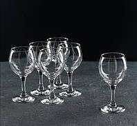 Набор фужеров для красного вина 210 мл Bistro, Pasabache 6 шт., фото 1