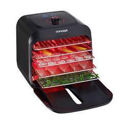 Сушилка для продуктов Concept SO4000 Infra 5 sit