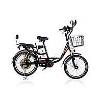 """Электровелосипед  """"Помощник"""", двухместный,  22""""колесо"""