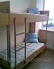 Кровать 2-х ярусная для общежитий и гостиниц