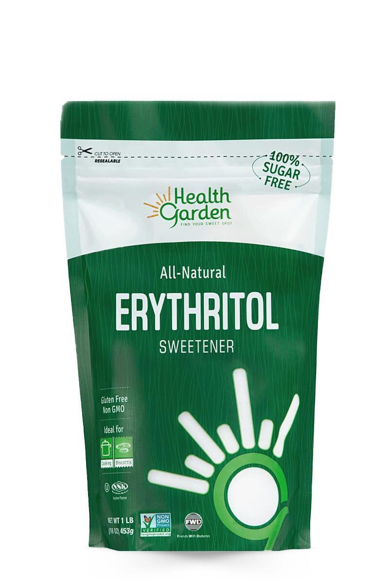 Сахарозаменитель эритритол Health Garden