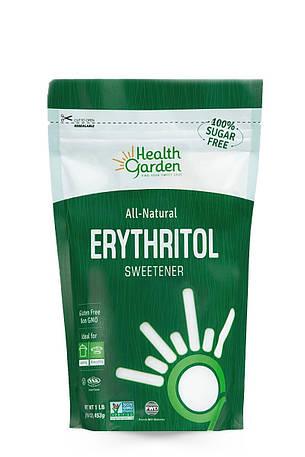 Сахарозаменитель эритритол Health Garden, фото 2