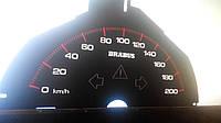 Шкалы приборов Mercedes Smart 451, фото 1