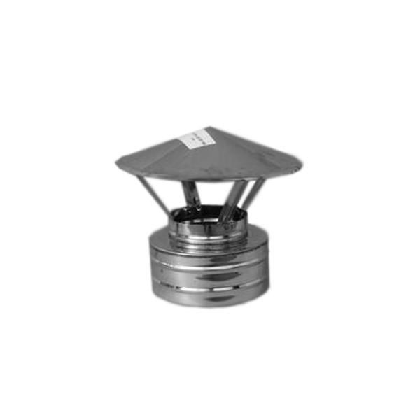 Грибок термо ø ф100/160 0.5 мм сталь