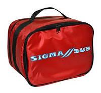 Аптечка подводного охотника Sigma Sub на 2 отделения