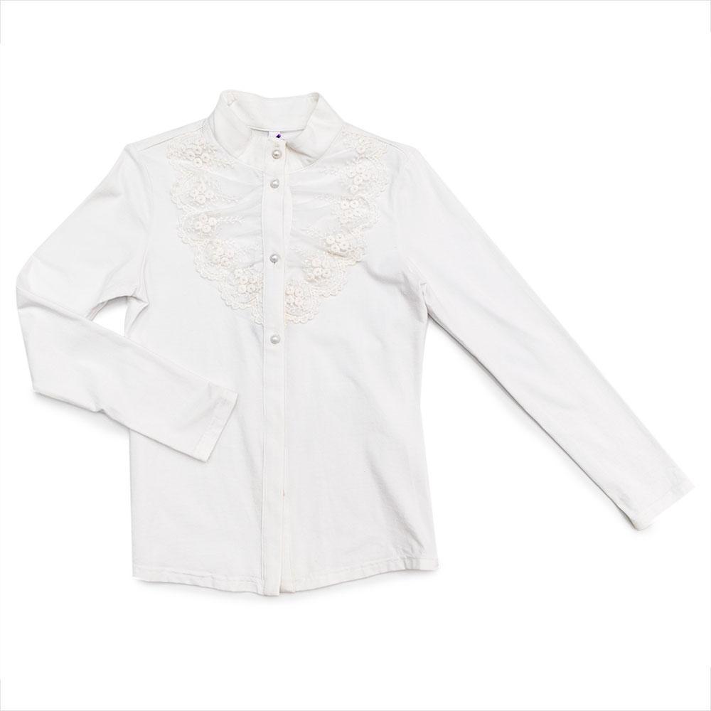 Блуза для девочек Kodeks 146  белая H15-PH1253