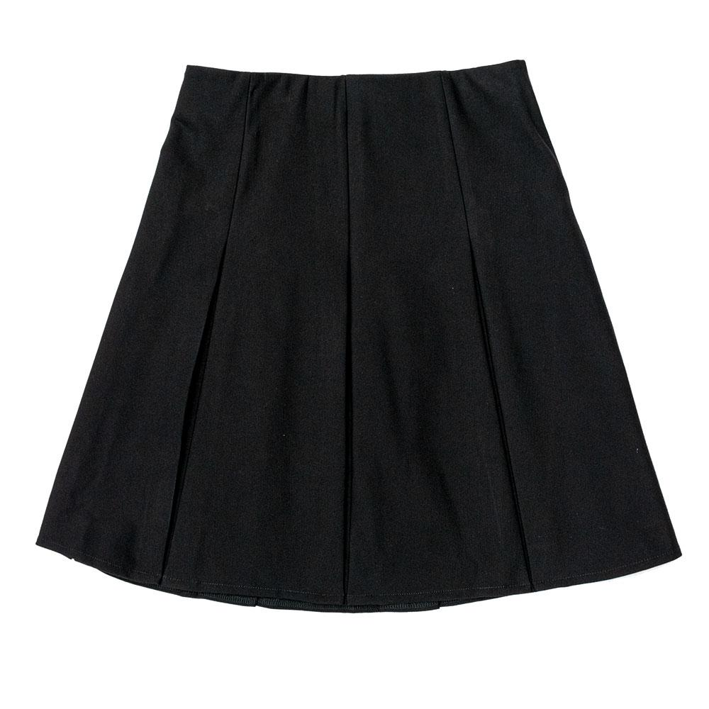 Юбка для девочек Deloras 170  чёрная 60626-16