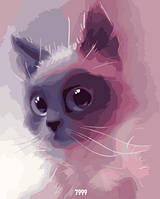 Картина по номерам - Котёнок (GX7999)