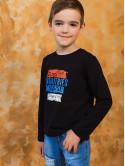 Дитяча кофта з довгим рукавом