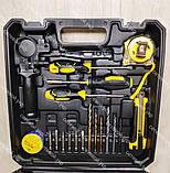 Ударная дрель с набором инструментов, фото 5