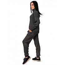 Повседневный костюм женский с брюками  размер универсальный 42-46, фото 3