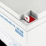 Аккумулятор мультигелевый AGM LogicPower LPM-MG 12 - 26 AH, фото 3