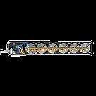 Сетевой фильтр LogicPower 5 розеток 4,5 м серый (LP-X5), фото 4