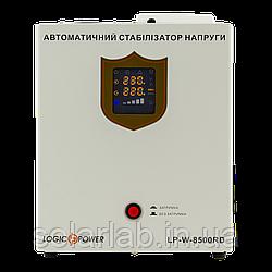 Стабилизатор напряжения LP-W-8500RD (5100Вт / 7 ступ)