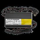 Зарядний пристрій для акумулятора LiFePO4 60V(73V)-5A-300W, фото 2