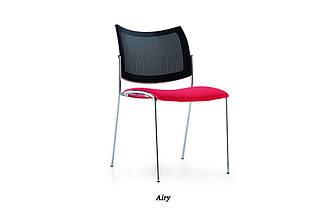 Кресло офисное конференционное Enrandnepr Эйри черный