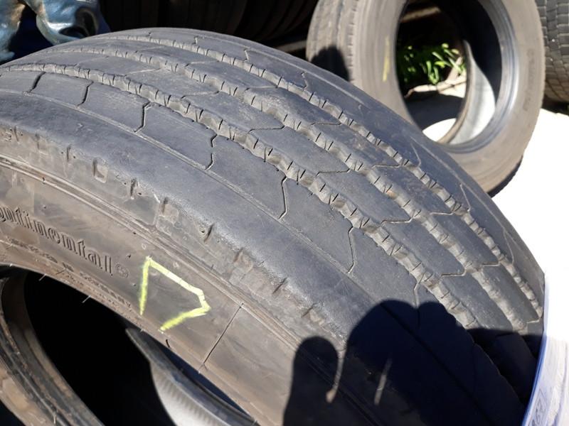Грузовые шины б.у. / резина бу 215.75.r17.5 Continental LSR1 Континенталь