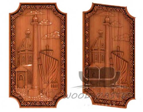 Покупайте деревянные 3d панели на стену