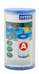 Intex 29000, Картридж фільтра тип А