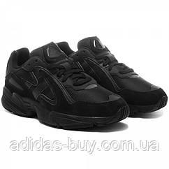 Кроссовки adidas YUNG-96 CHASM оригинал мужские черные