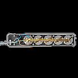 УЦ (4755) Сетевой фильтр LP-X6, 3,0 m Grey, фото 4